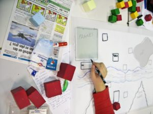 concertation-micro -atelier dessin